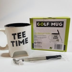 ⛳ Tee Time Golf Mug